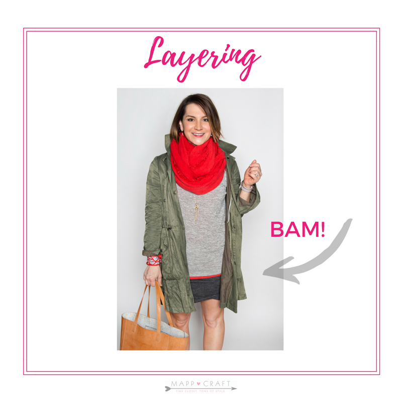 MappCraft | 3 Blogger Secrets Worth Stealing, #3 Layering