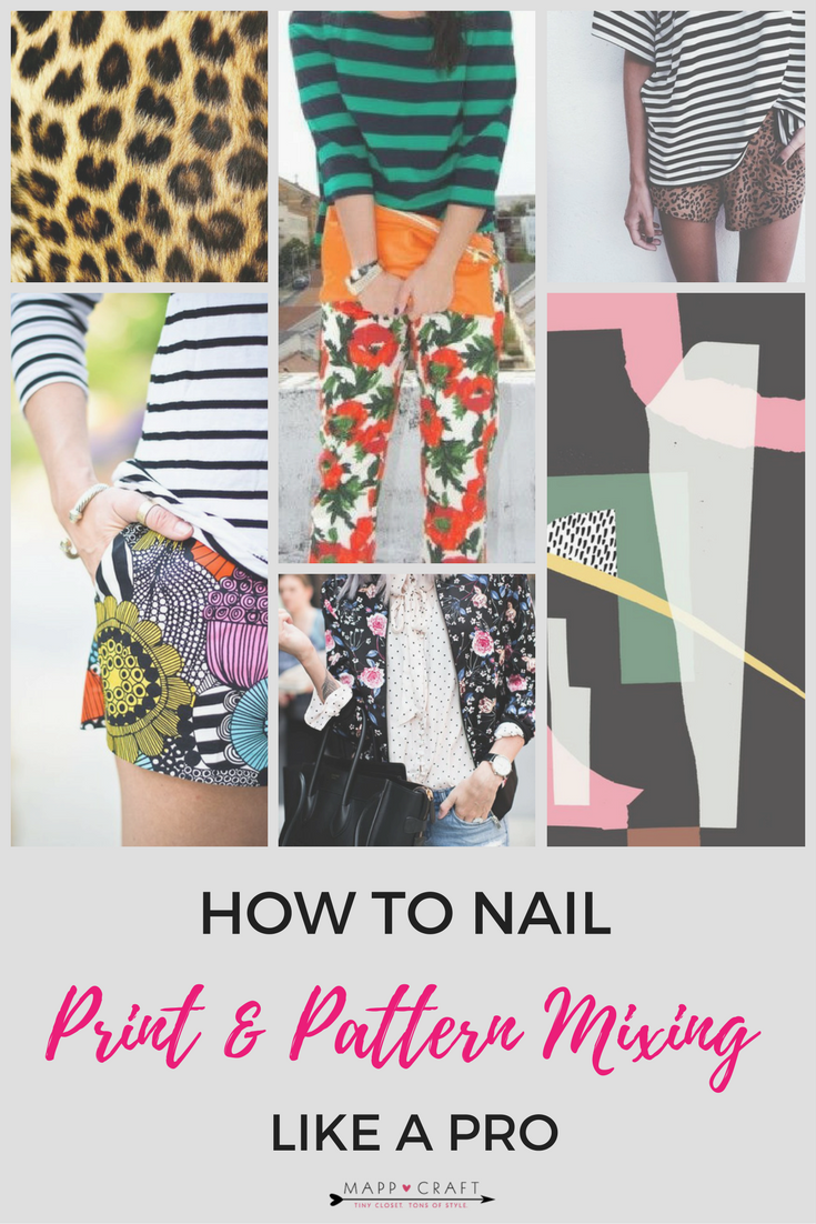 MappCraft | Nail Print Mixing with this Fool Proof 5 Step Formula