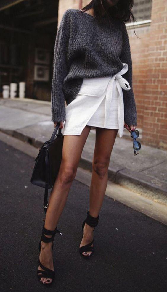 Neutral Basic 4: Sweater