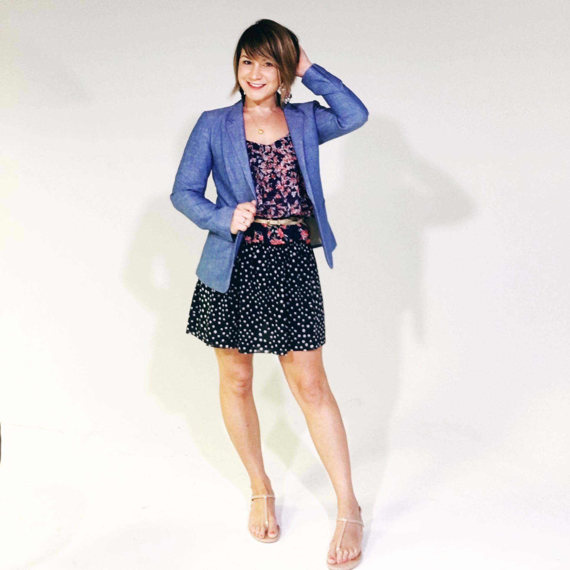 LOVE: Ann Taylor LOFT skirt