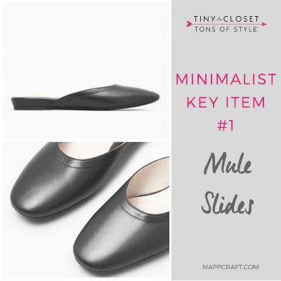 MappCraft | Minimalist Key Item #1: MULES