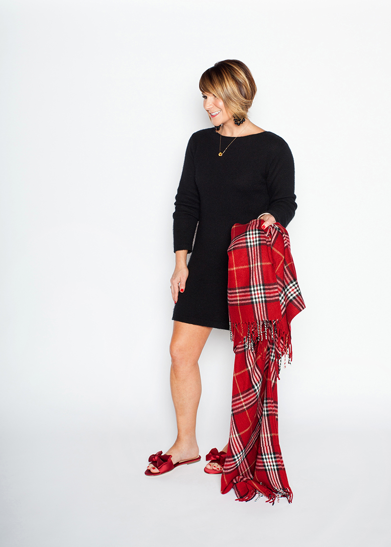 Key Holiday Classic: Sweater Dress