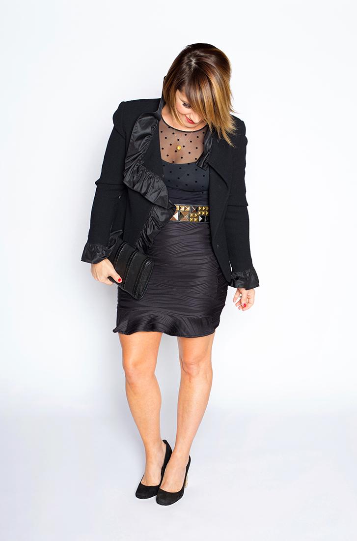 Key Holiday Classic: Party Skirt, Dressy Blazer