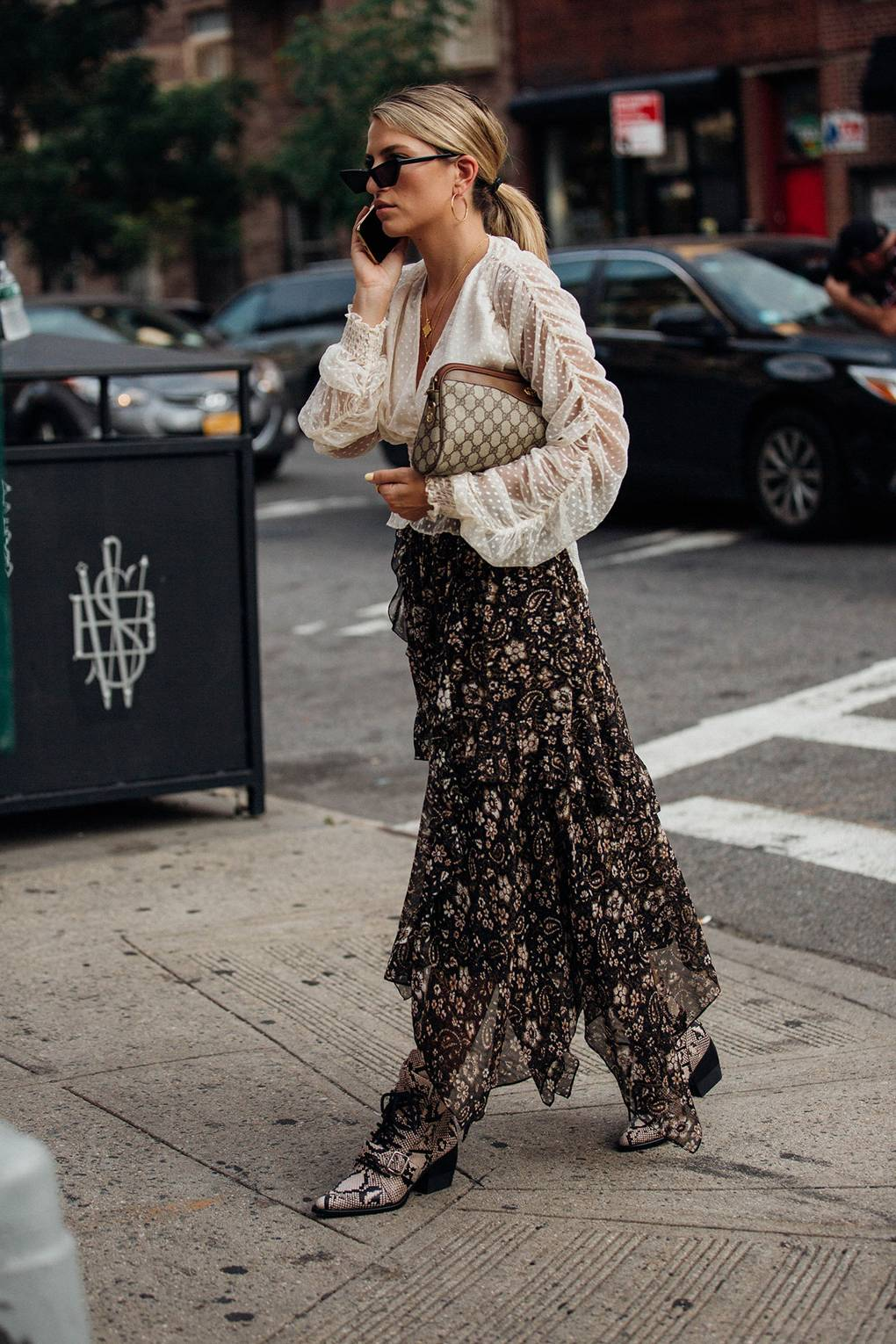 Spring 2019 Trend #4: Maxi Skirts