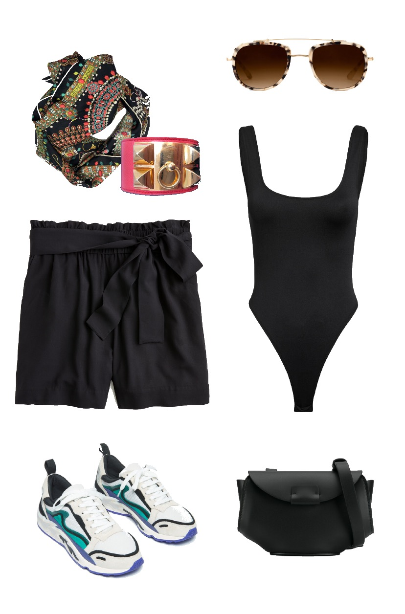 Tiny Closet Tons of Style | What to Wear Sightseeing in Europe in Summer