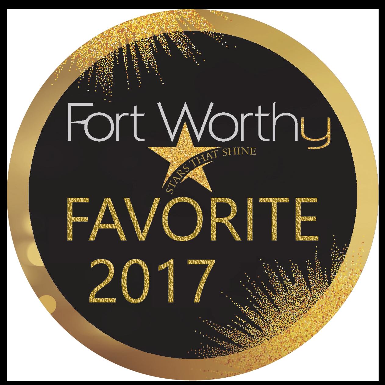 Fort worth Star Favorite 2017 Sticker.png