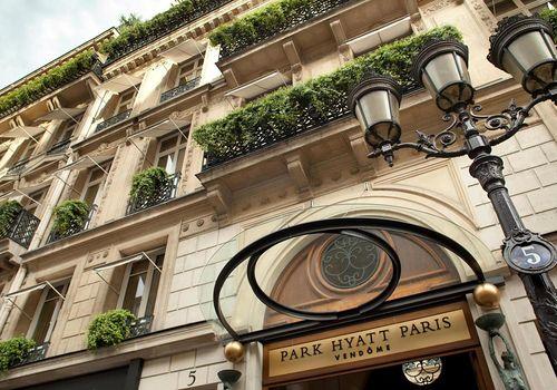 Park Hyatt Paris Vendôme