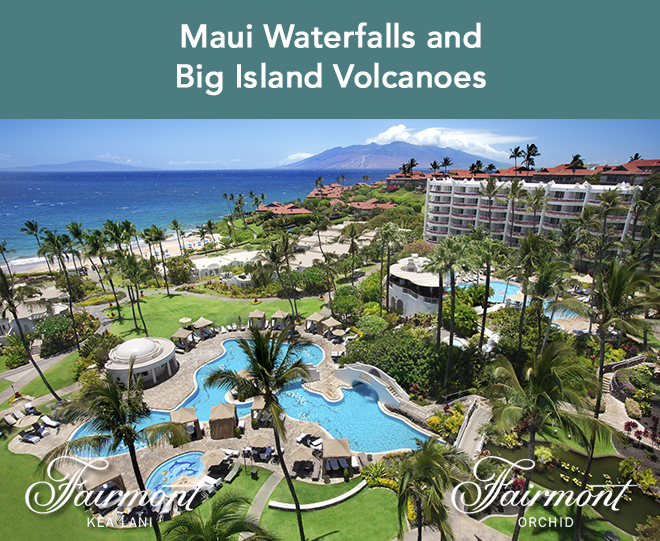 Fairmont Maui Virtuoso Offer