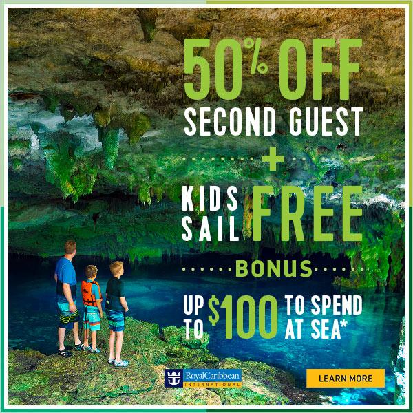 Royal Caribbean October Cruise Offer + Travel Hub 365 Perks