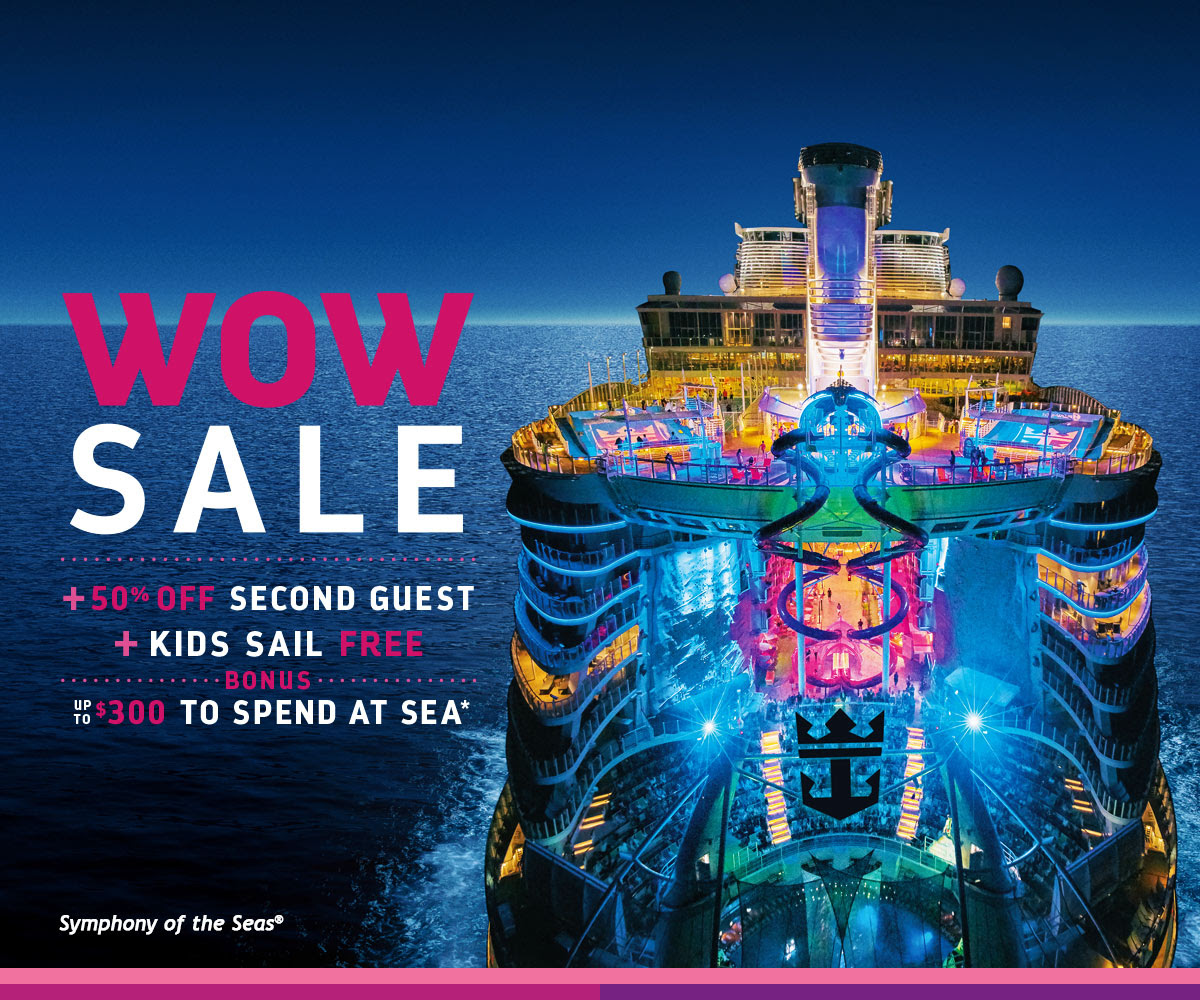 Royal Caribbean 2019 WOW Sale