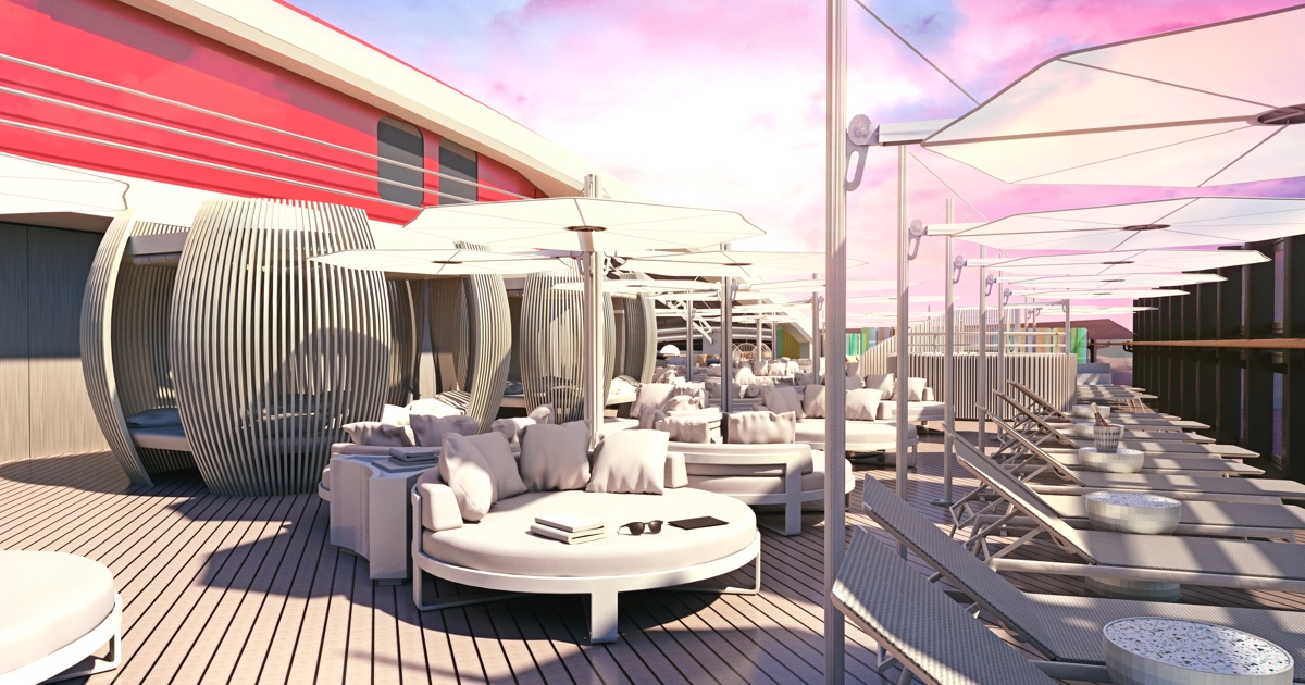 Virgin Voyages Group Cruise With Travel Hub 365