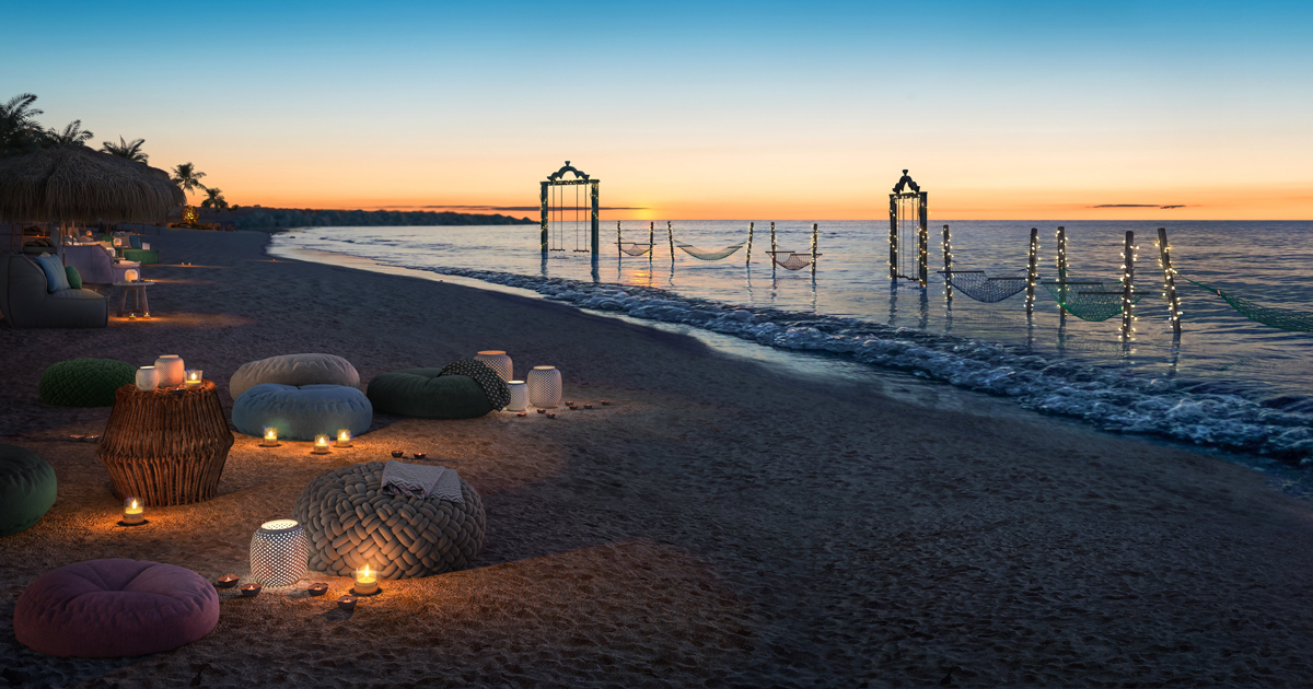 Fire and Sunset Soirees by Virgin Voyages