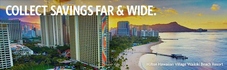 Hilton Hawaiian Village - Waikiki Beach Resort