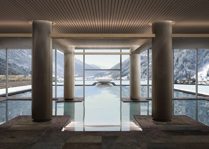 Lefay Resort & SPA Dolomiti - A Virtuoso Preview Property   Pinzolo, Italy  Offers Below Are Valid For Travel 07 Dec 2019 - 08 Mar 2020