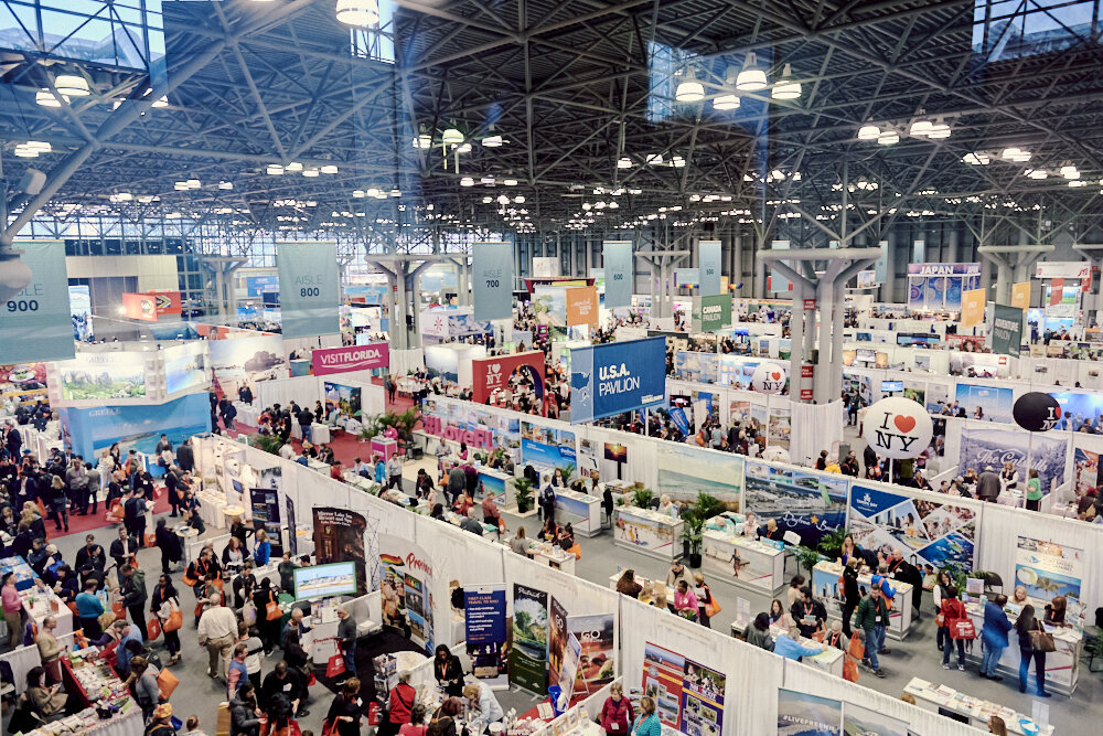 New York Times Travel Show 2020 -