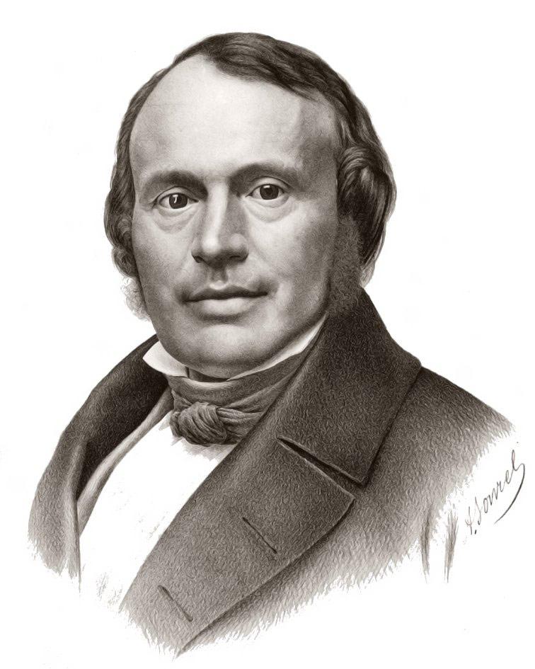 Louis Agassiz (1807-1873)
