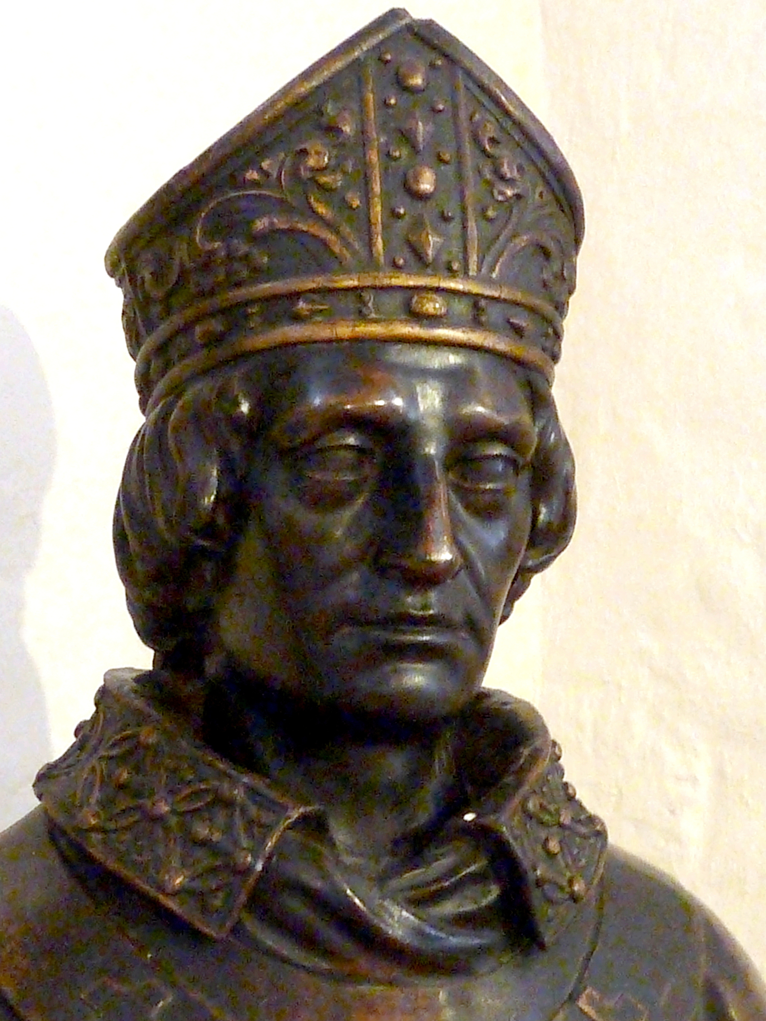 Stephen Langton (c. 1155 - 1228) Archbishop of Canterbury