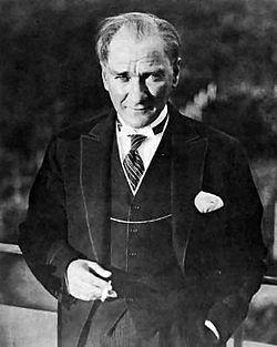 Kemal Ataturk -- Father of Secular Turkey