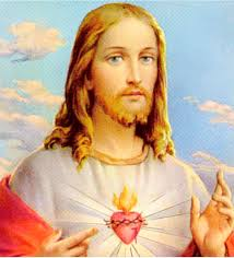 A blonde, blue-eyed Jesus