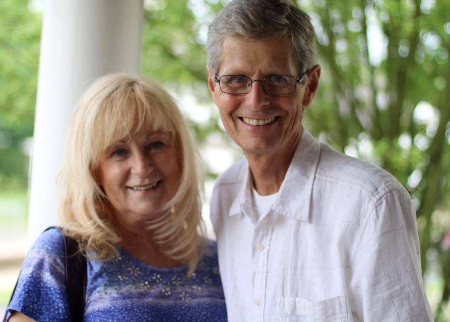 Mark and Diana Mirek, 2017