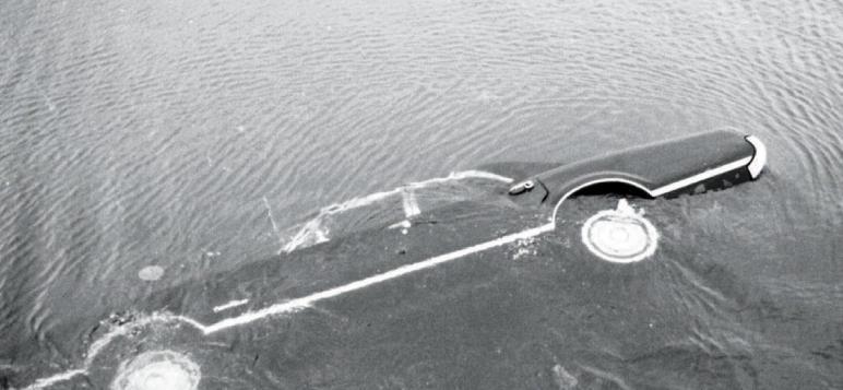 Kennedy's Oldsmobile 88
