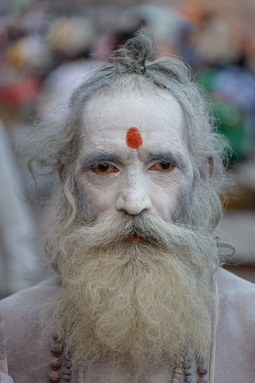 Varanasi Sadhu