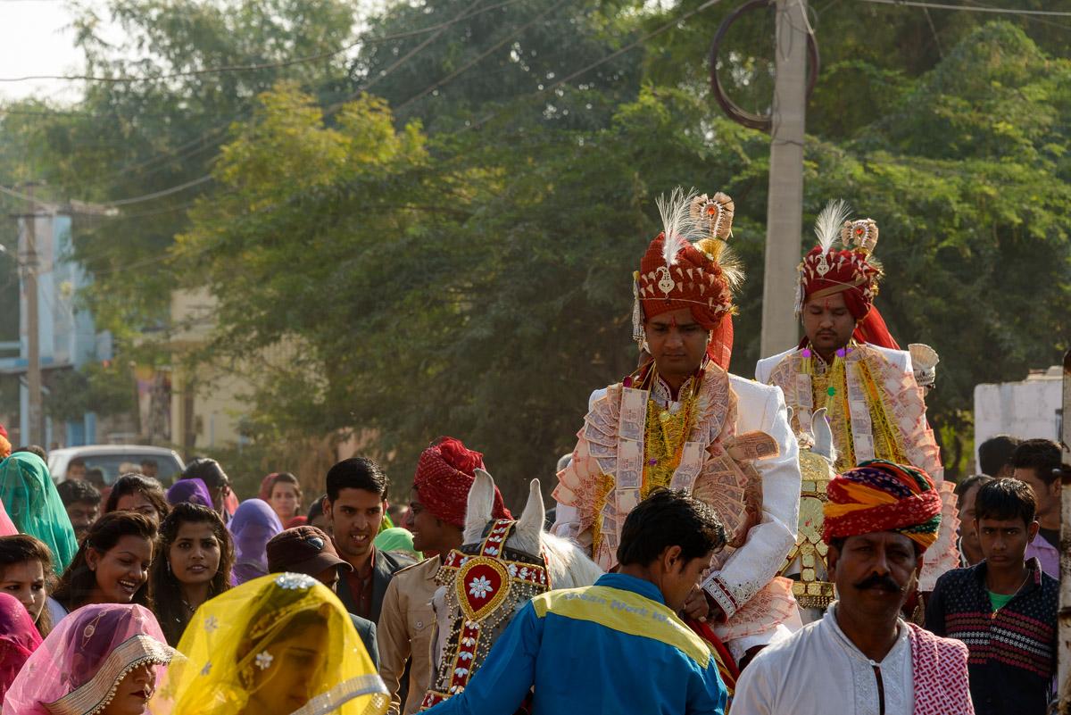 Wedding celebration, Jodhpur, India