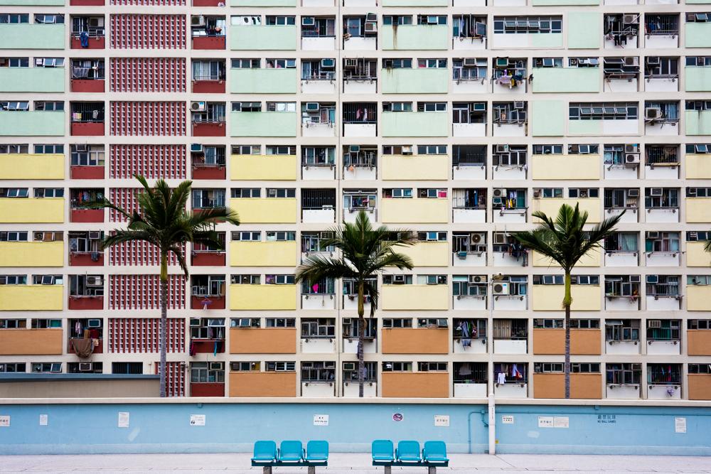 Housing Project, Hong Kong