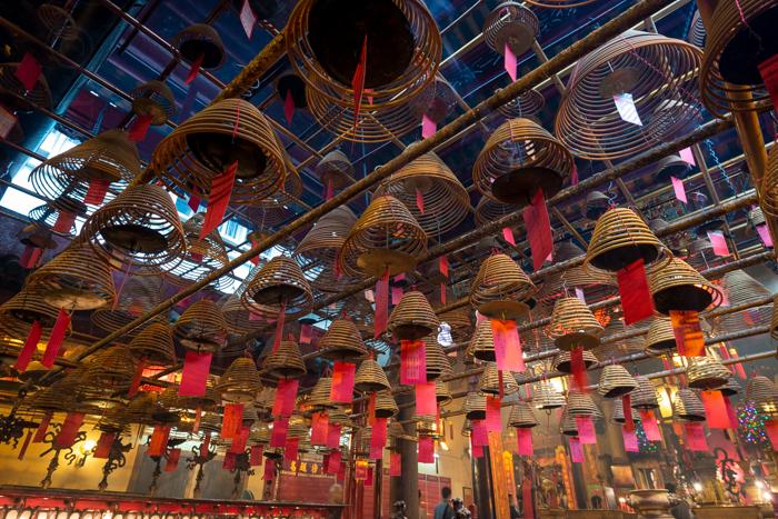 Man Mo Temple  , built in 1847
