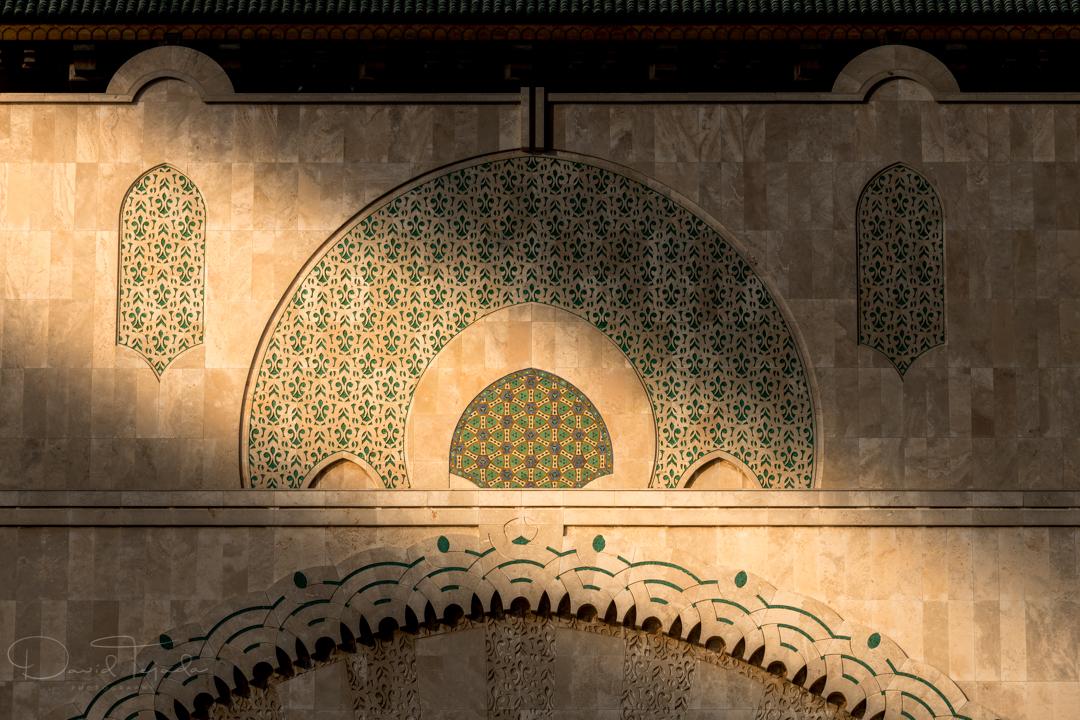 Hassan II Mosque. Casablanca