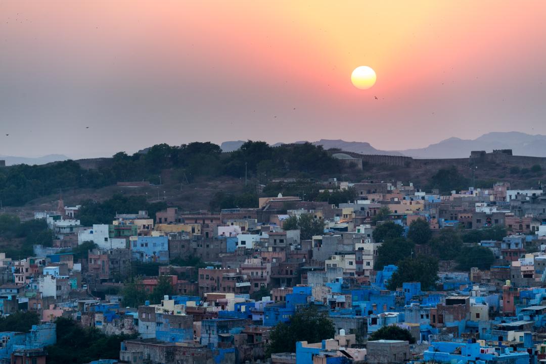 "Jodhpur, ""Blue City"", India"