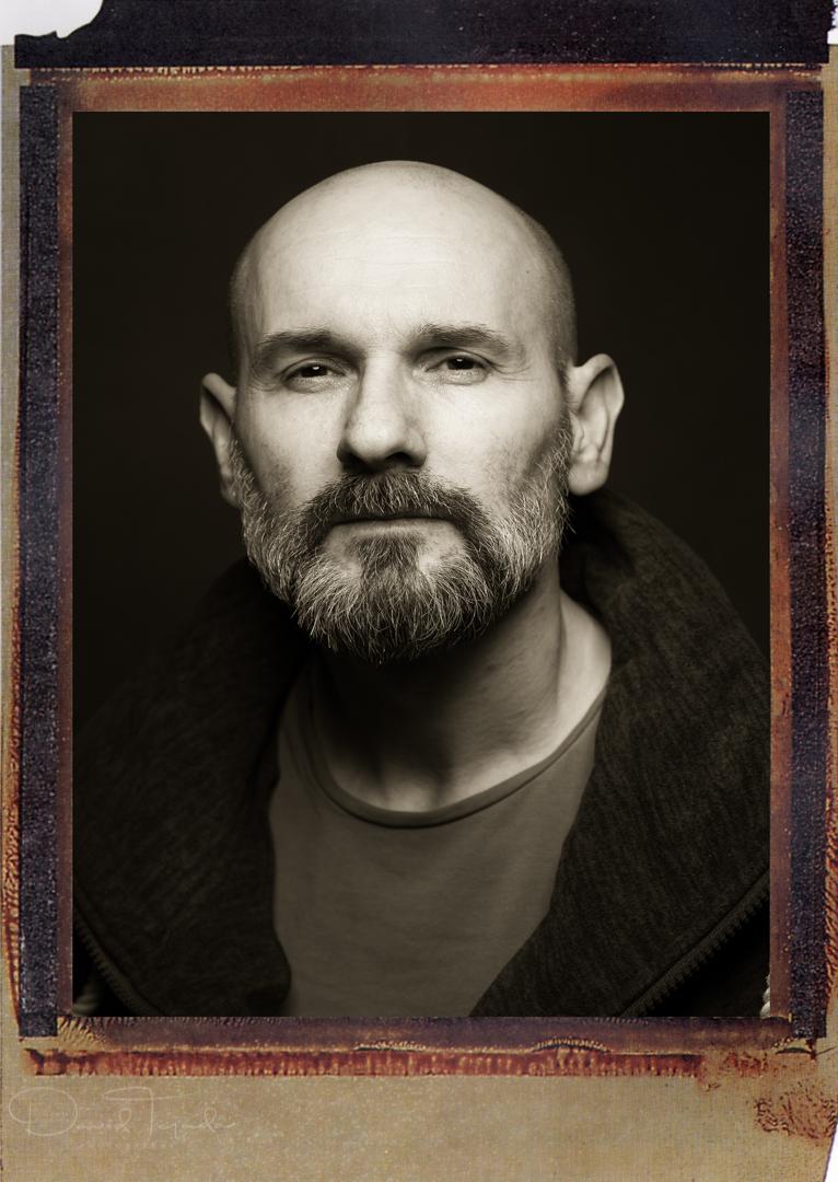 Portrait of a my friend Eric.