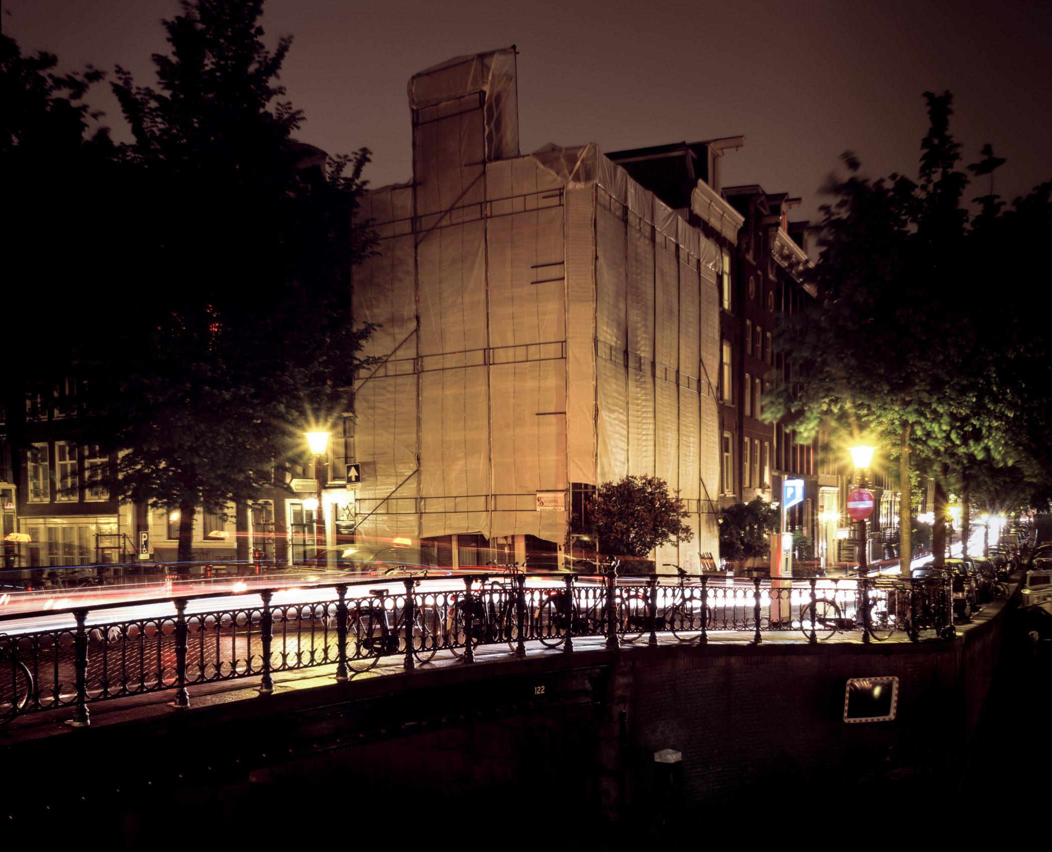 Prinsengracht / Leidsegracht, Amsterdam