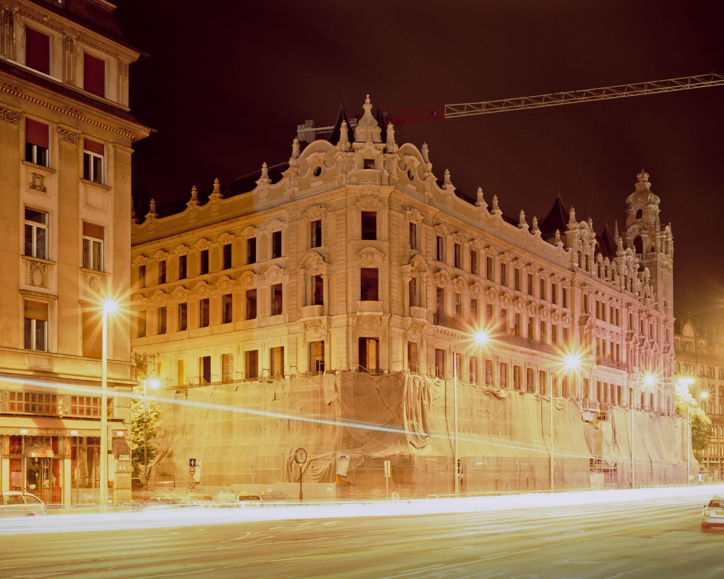 Szabad sajtó út / Váci utica, Budapest
