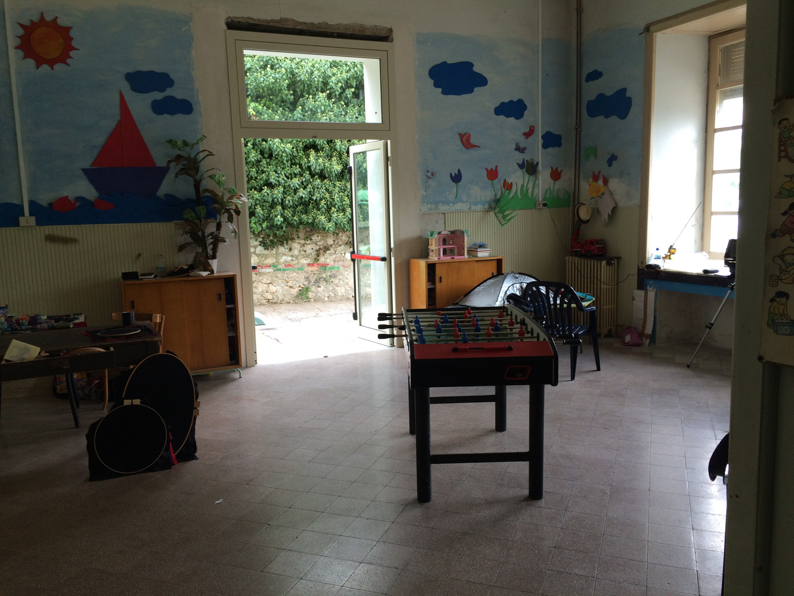 Studio for 4