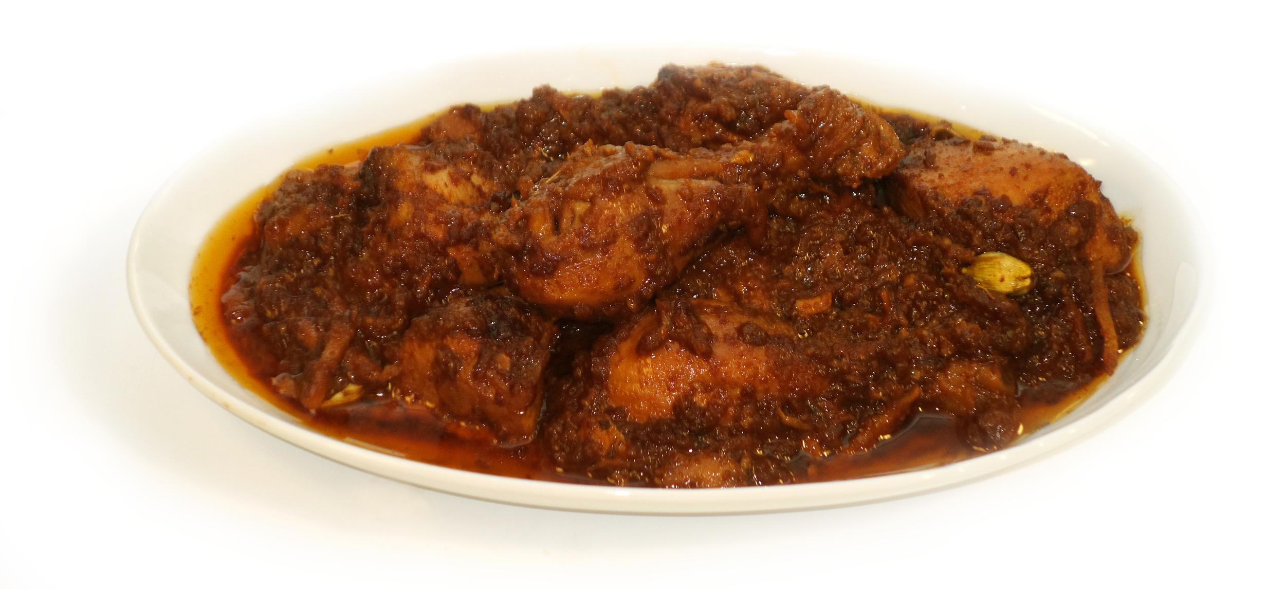 Chicken Quorma