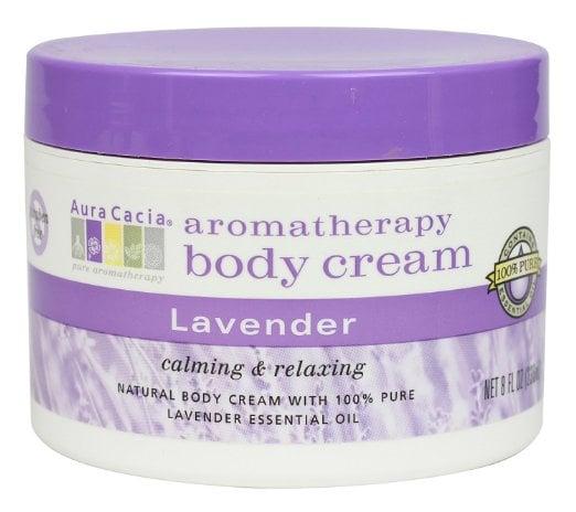 Essential Oil Body Cream