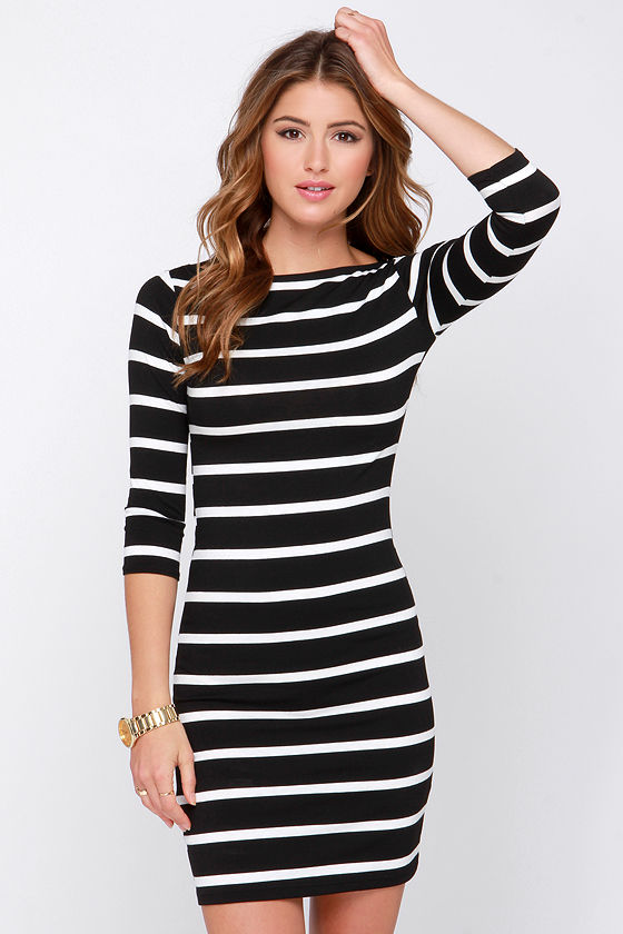 Favorite Striped Dresses at Cat On The Moon (www.catonthemoon.xyz)