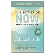 The Power of Now is available on  Amazon.co.uk .