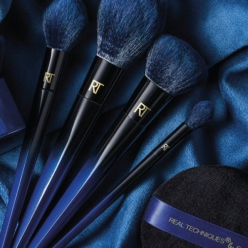 Real Techniques Powder Bleu available at Boots.
