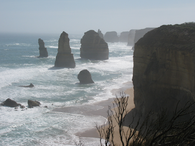 The Twelve Apostles. It was breathtaking even with all the crowds and after a 4.5 hour drive.
