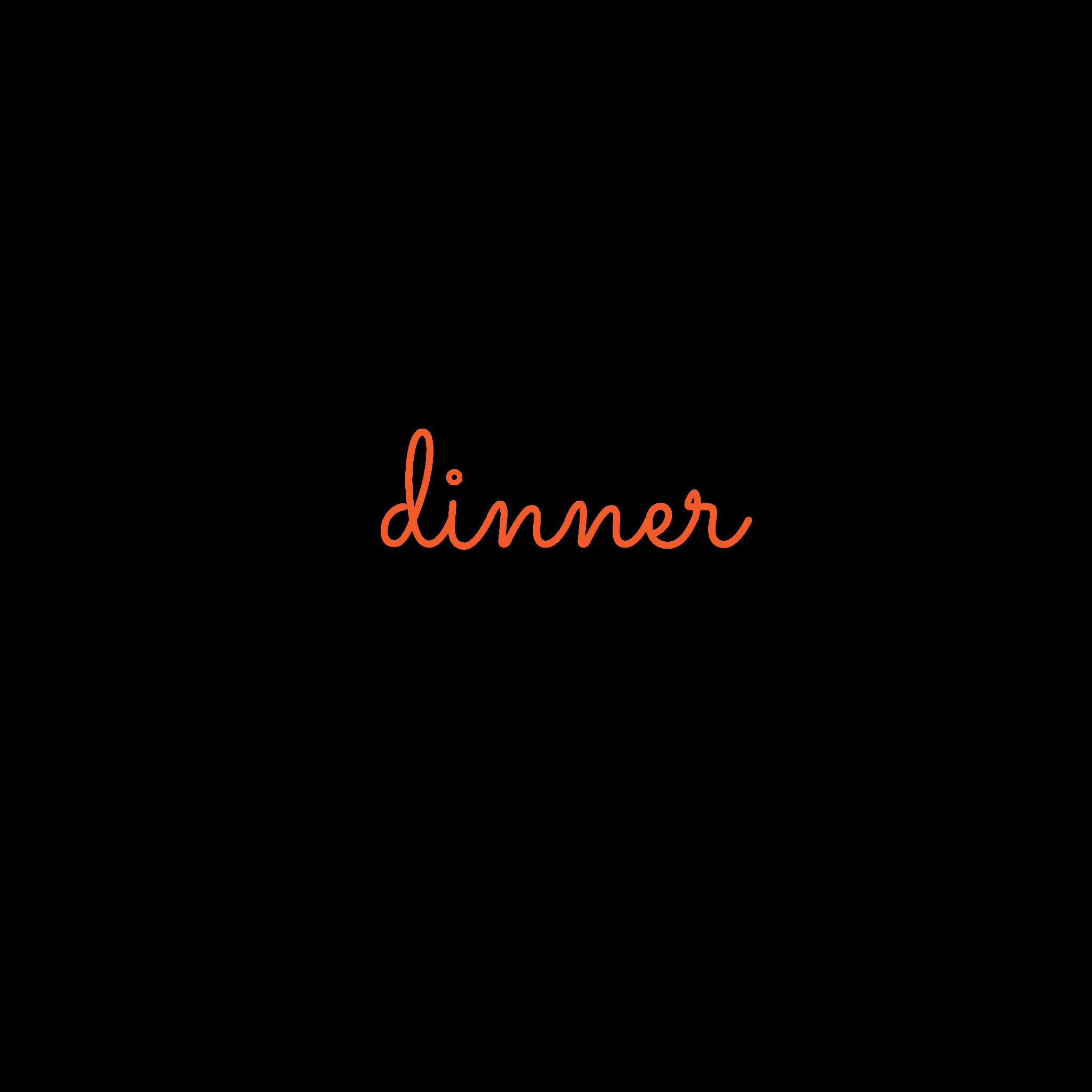 Dinner Recipe's