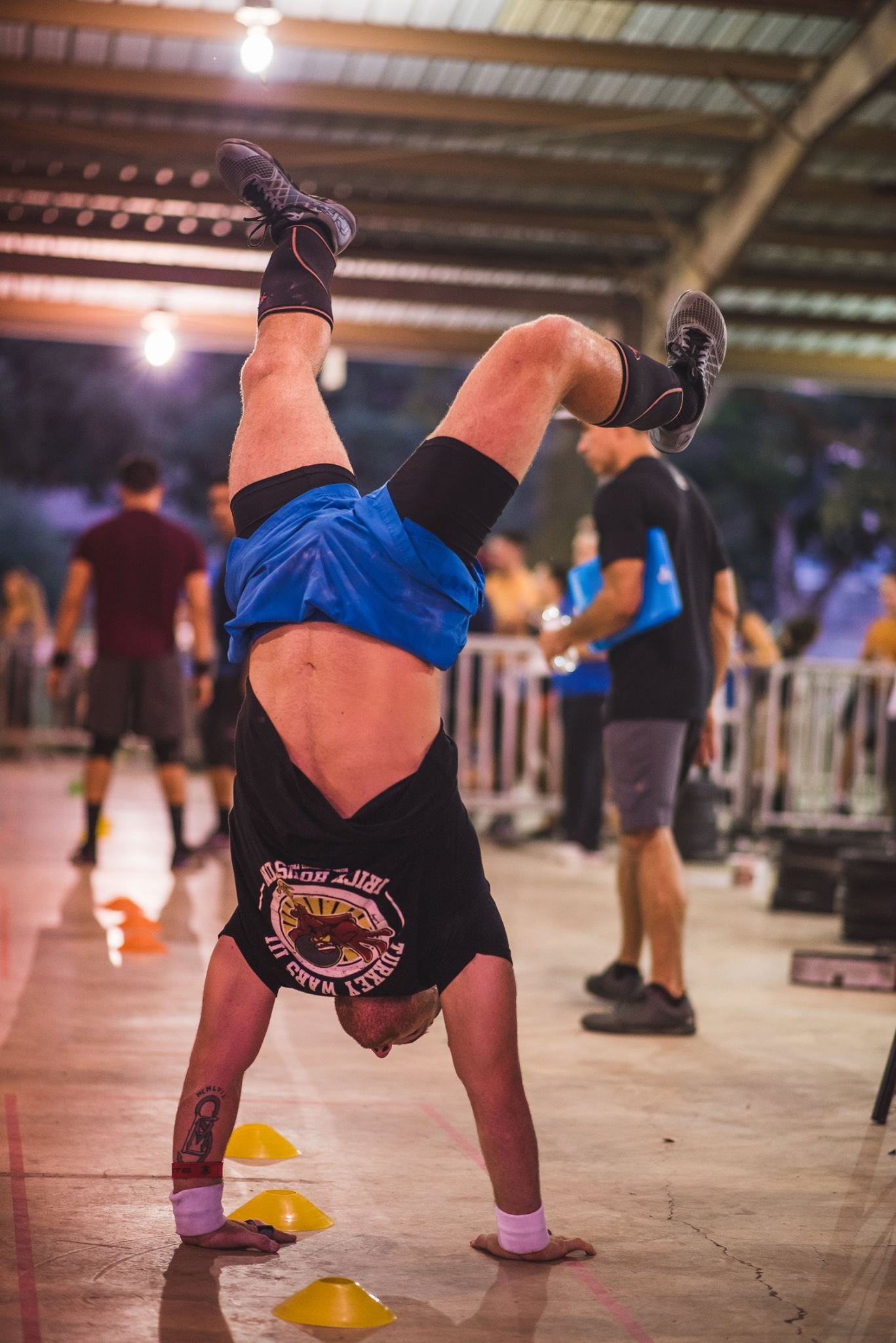 San Antonio, TX Competition