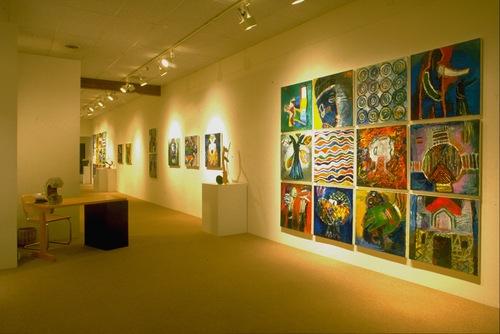 Clark Gallery, Lincoln MA