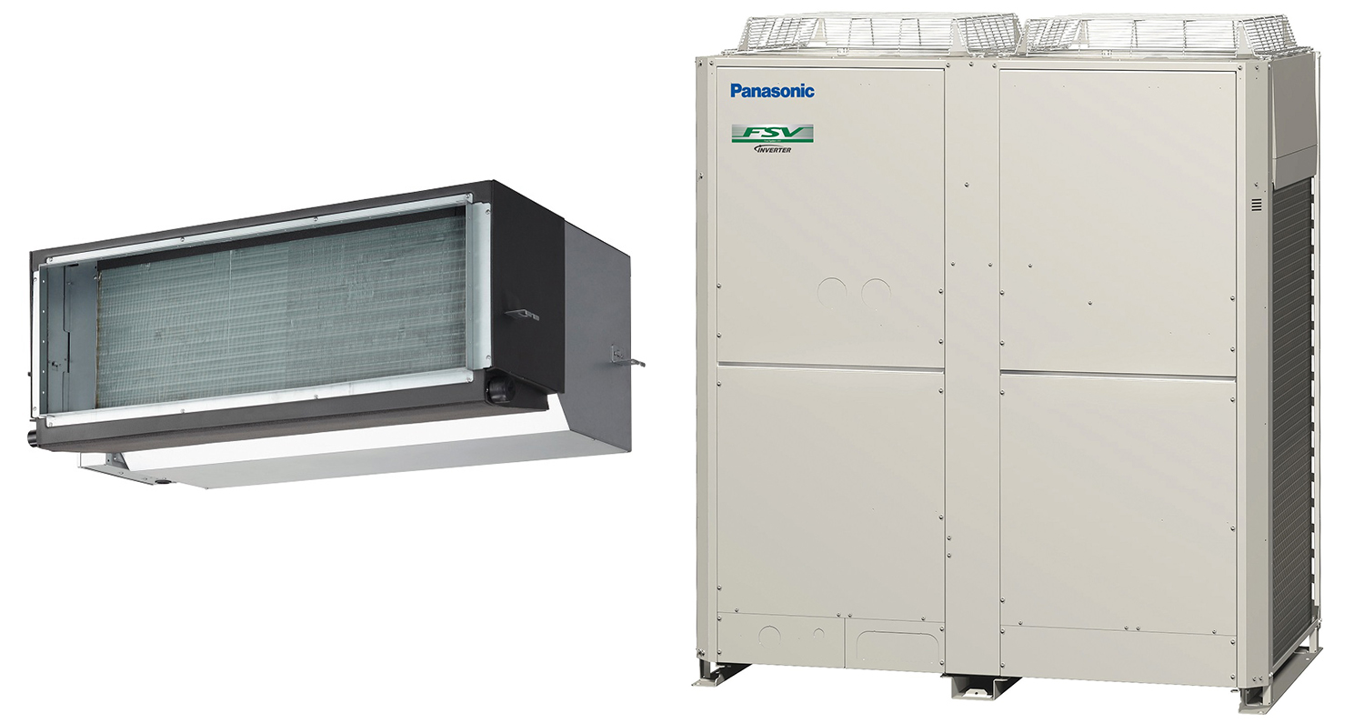 Commercial-air-conditioners