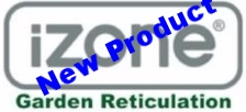 The Smart Home  just got smarter with the arrival of iZone garden reticulation systems...