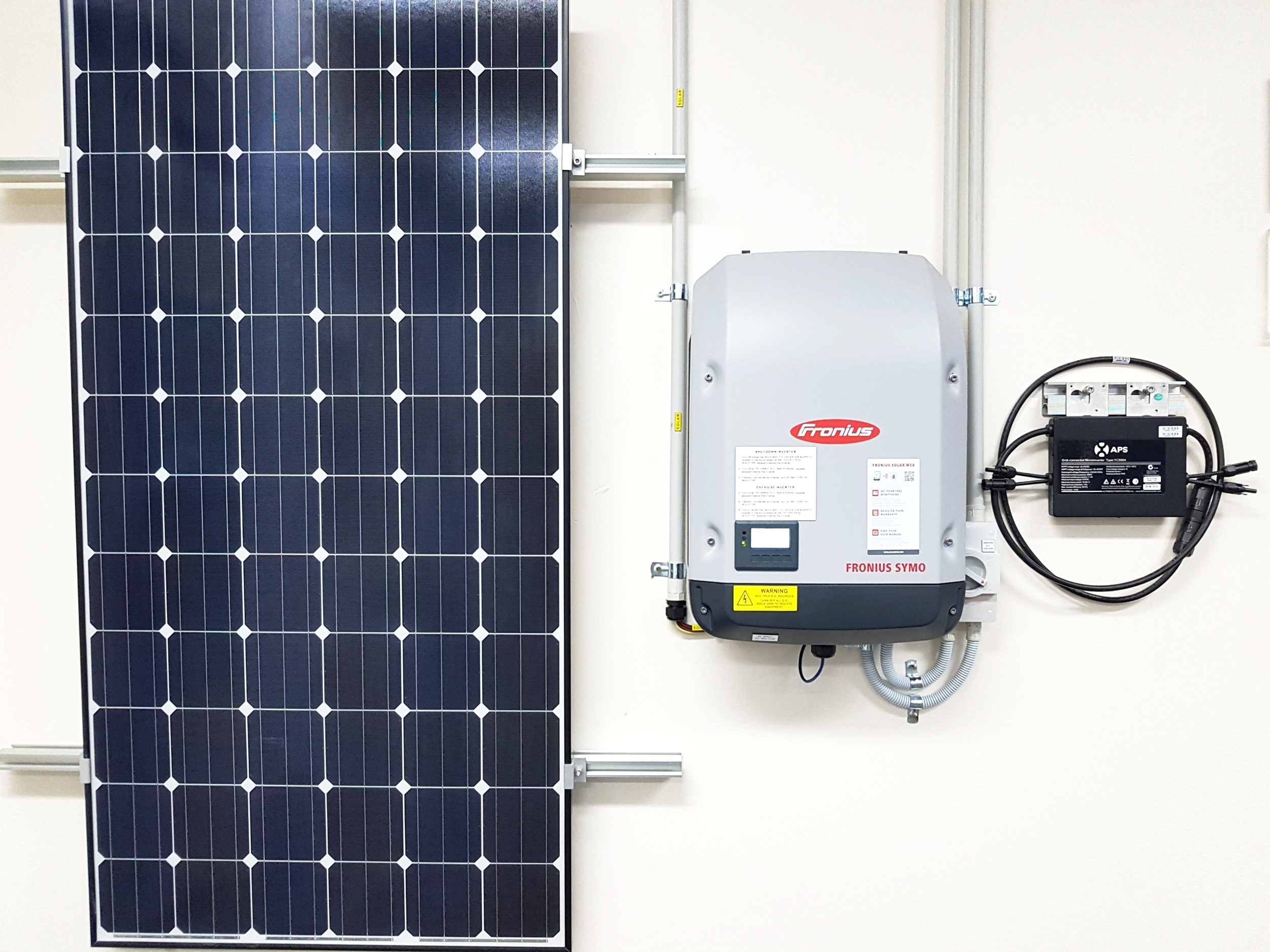 CABLEAIR OFFICE PV SYSTEM
