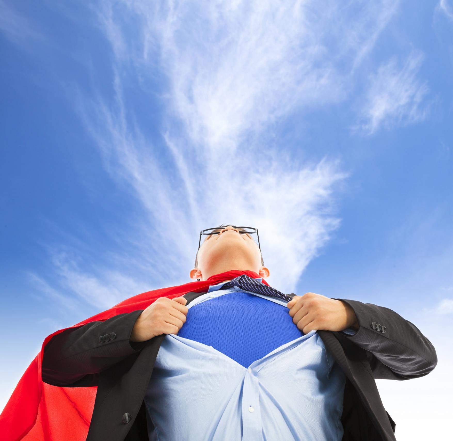 tap your inner superhero