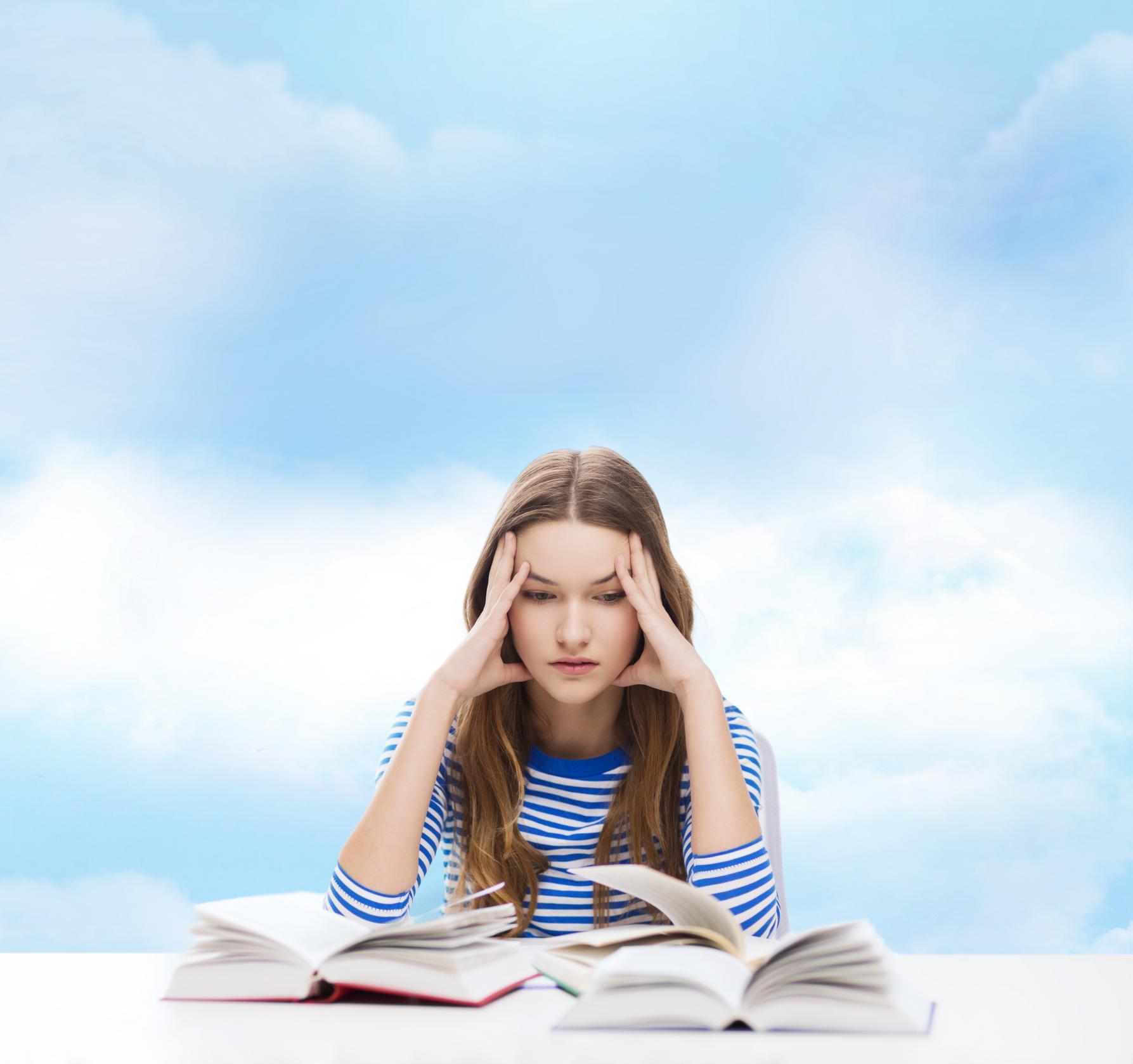 manage exam stress