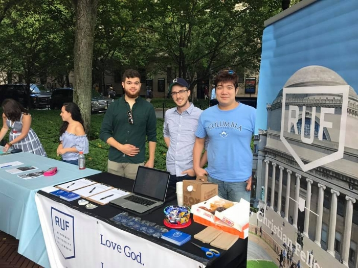 At RUF booth on campus.jpg